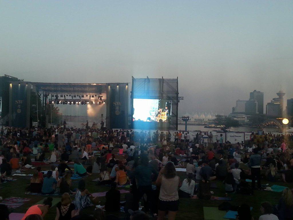 stanley park concert